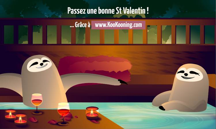Discover Happy Valentine's day !