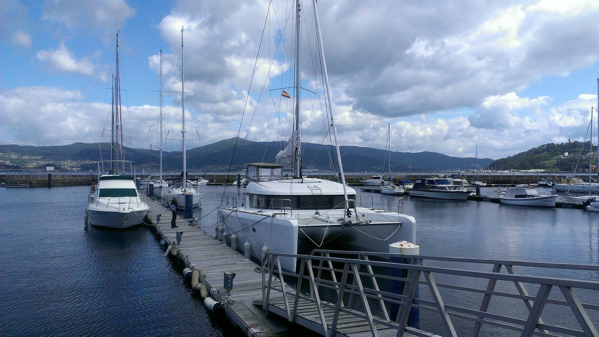 location bateau port