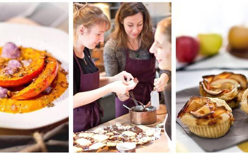 EVJF atelier cuisine vegan