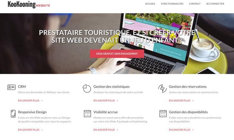 Découvrir Votre site web pour 360€ par an