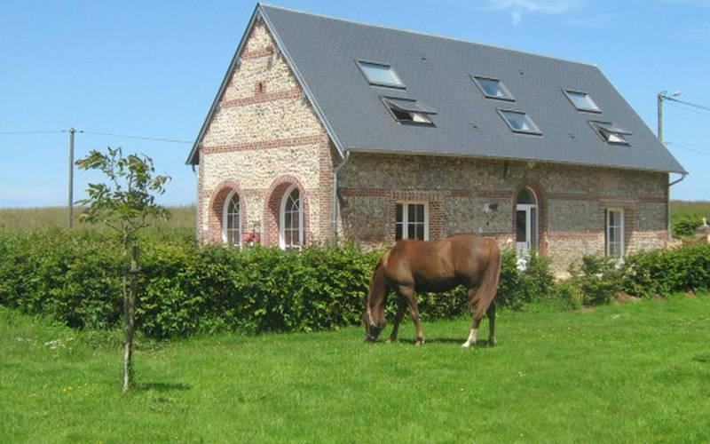 Equestrian eco-gite