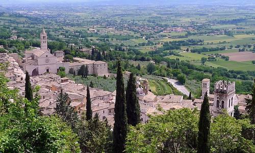 séjour village médiéval