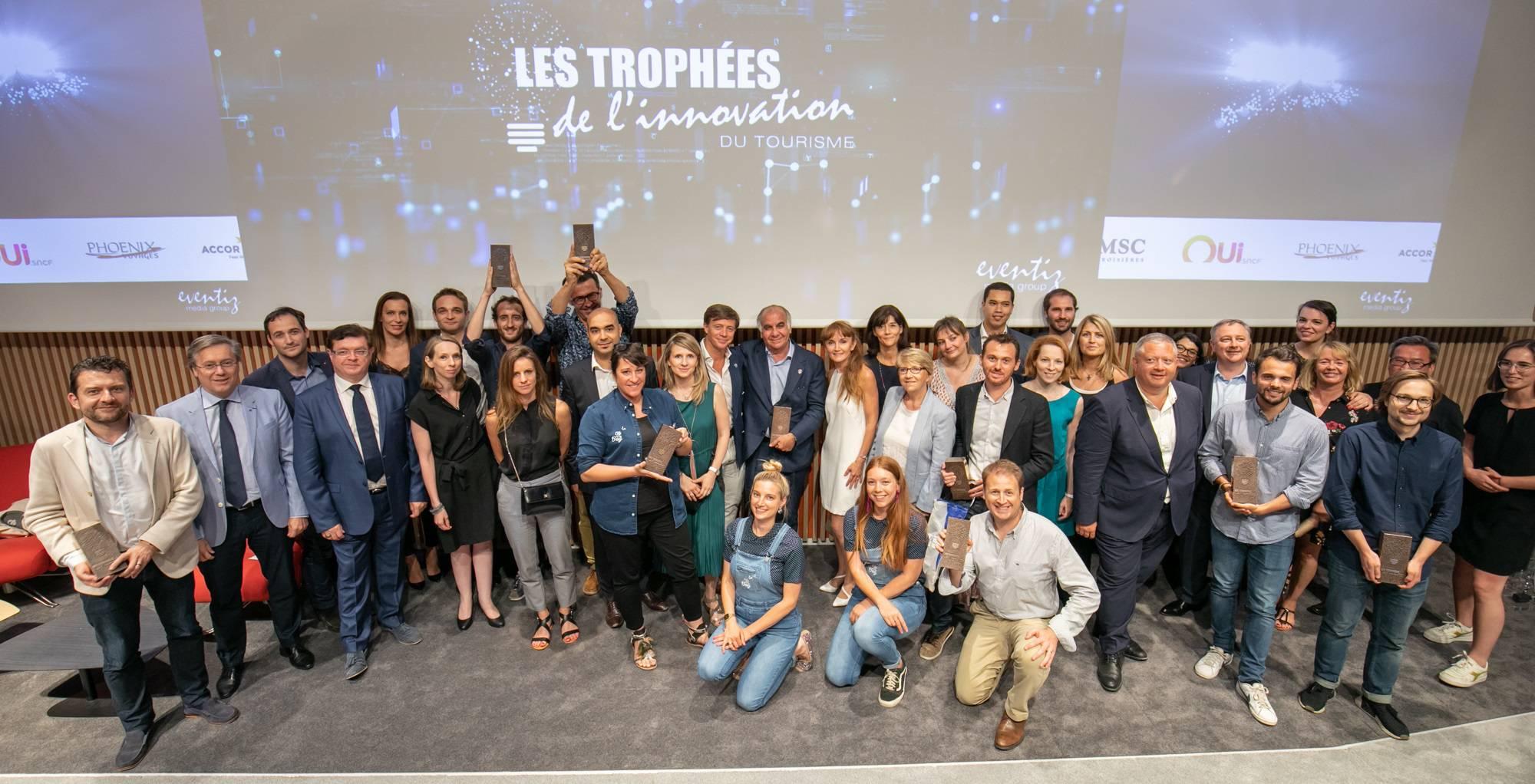 Cérémonie Remise Trophées Innovation Touristique