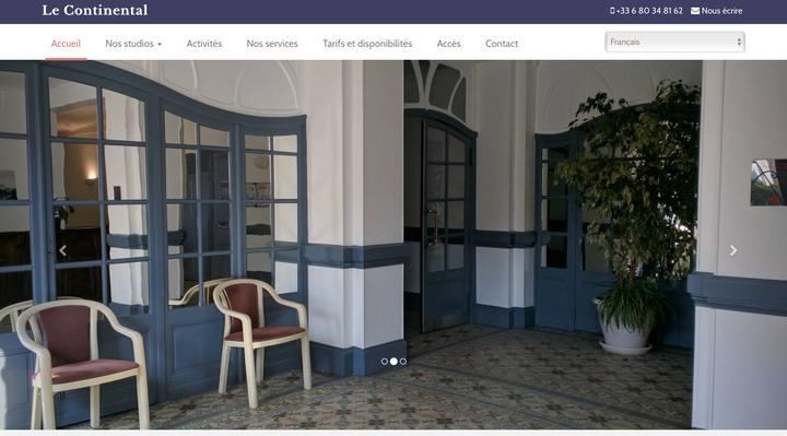 Appart'Hotel à Vittel