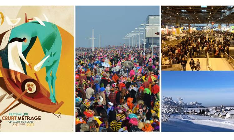 Découvrir Les événements touristiques à ne pas rater en Février !