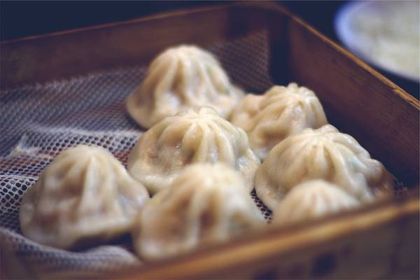 Dumpling tasting