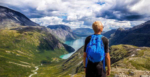 Norvege Slow TOurism