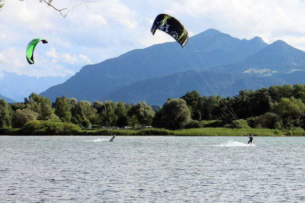 vacances kite surf