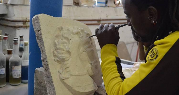 stage sculpture sur pierre loisir créatif