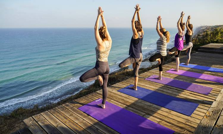 Discover A relaxing yoga stay