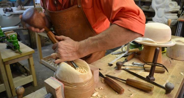 sculpture sur bois loisirs créatifs