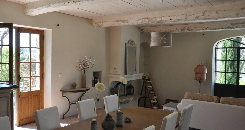 Chambre d'hôtes: le mas en provence à taulignan (119718)