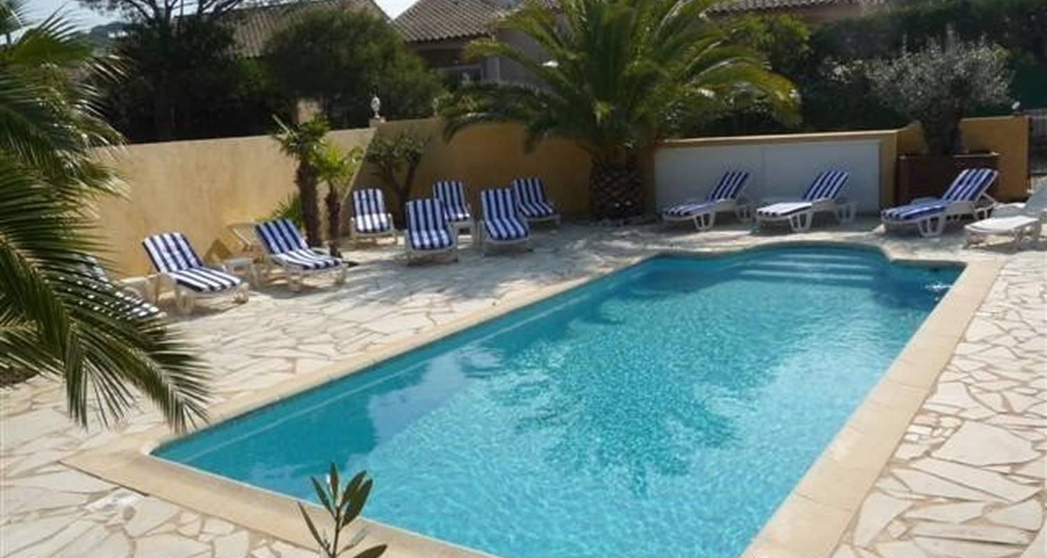 "Furnished accommodation: villa ""la rescapade"" in sainte-maxime (99163)"