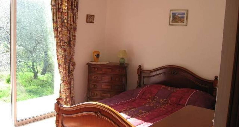 Habitación de huéspedes: chambres d'hotes les lys en berre-les-alpes (99219)