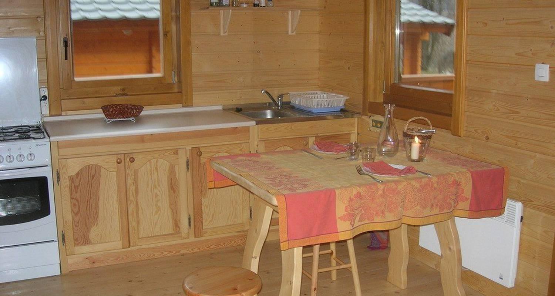 Gîte: chalet grand confort in châteauroux-les-alpes (99256)
