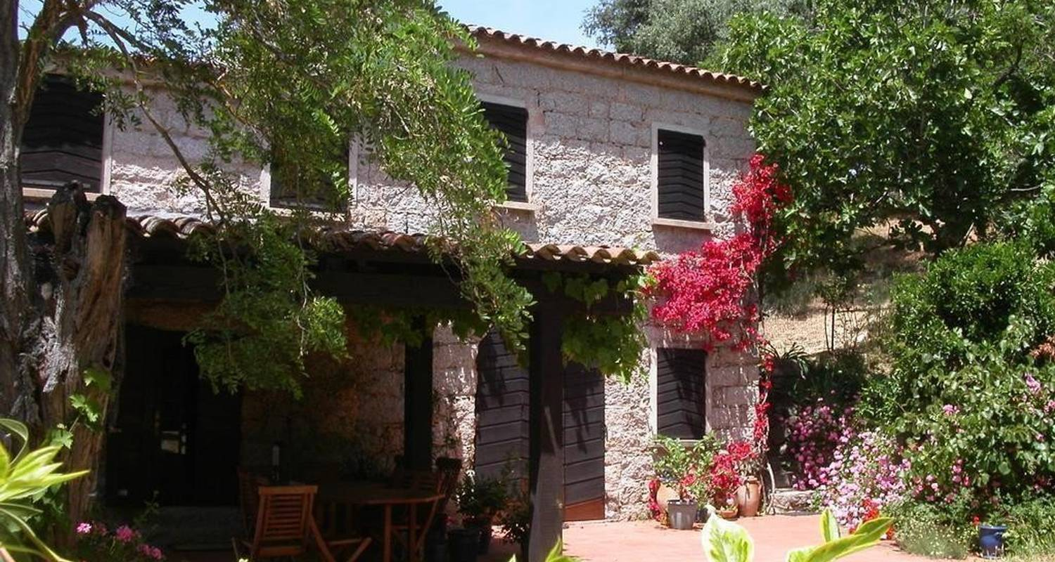 Bed & breakfast: domaine de croccano  in sartène (99287)