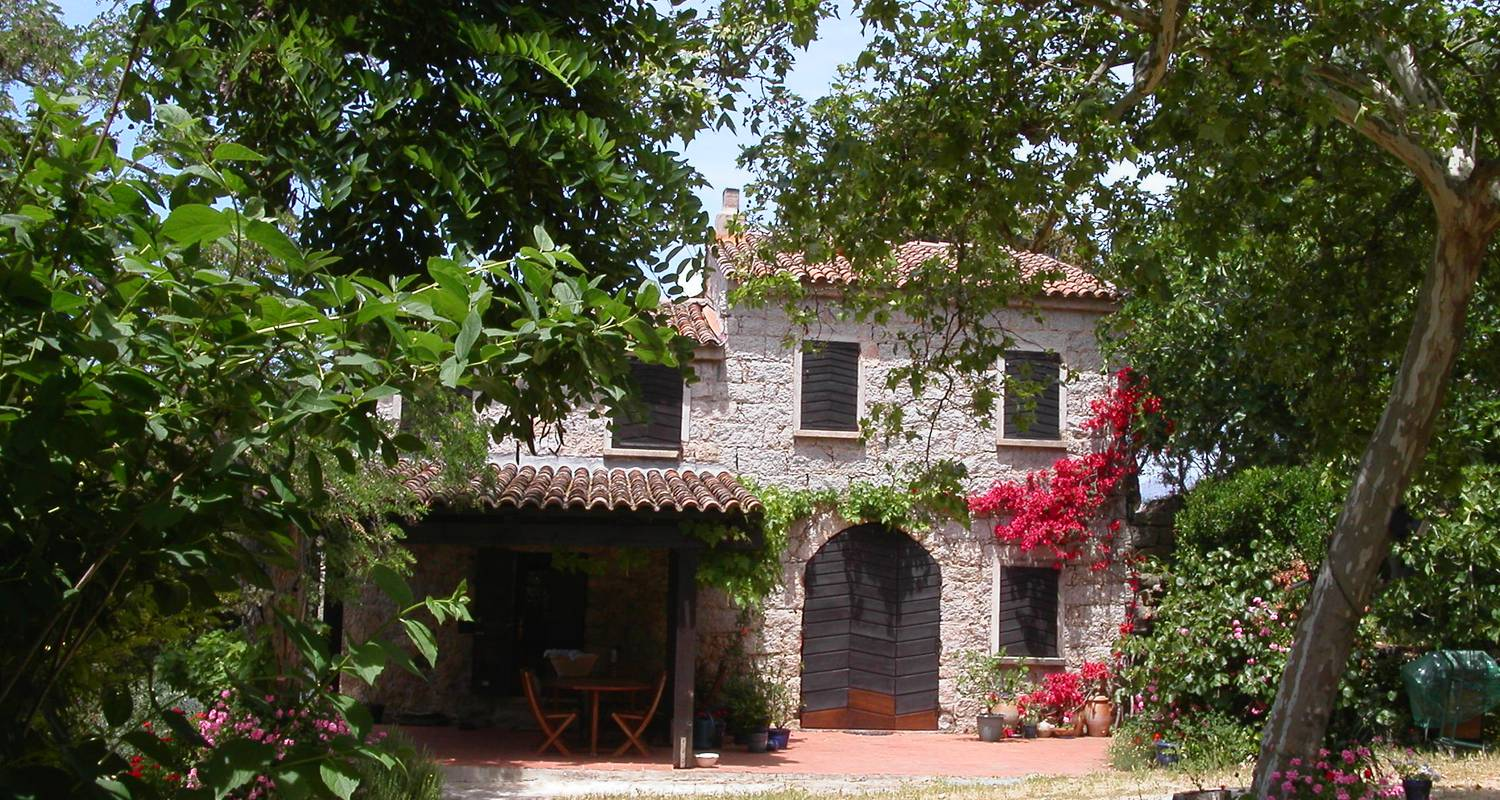 Bed & breakfast: domaine de croccano  in sartène (99288)