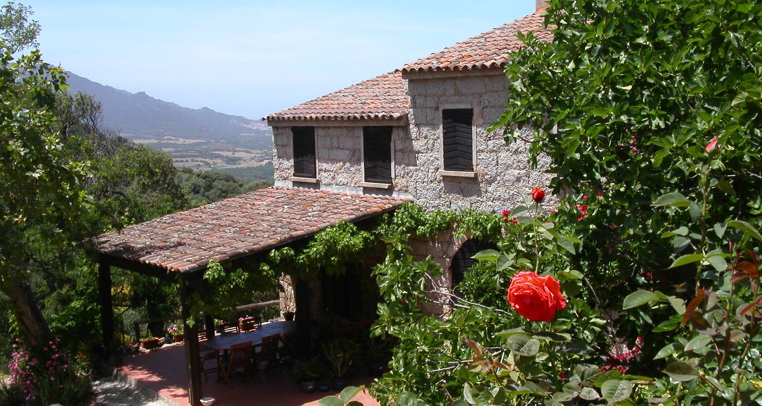 Bed & breakfast: domaine de croccano  in sartène (99289)