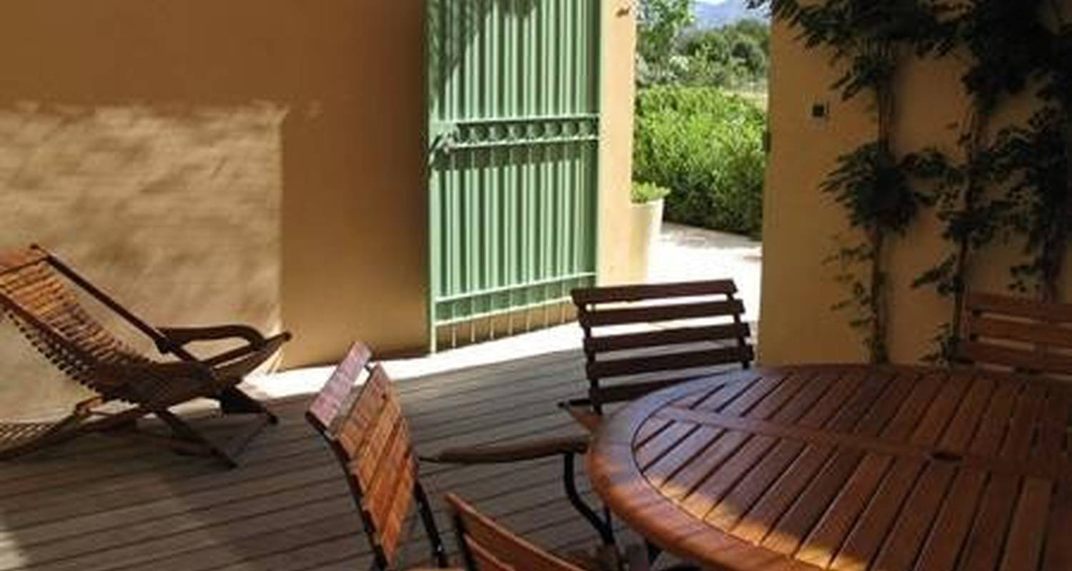 Furnished accommodation: villa calita in lecci (99324)