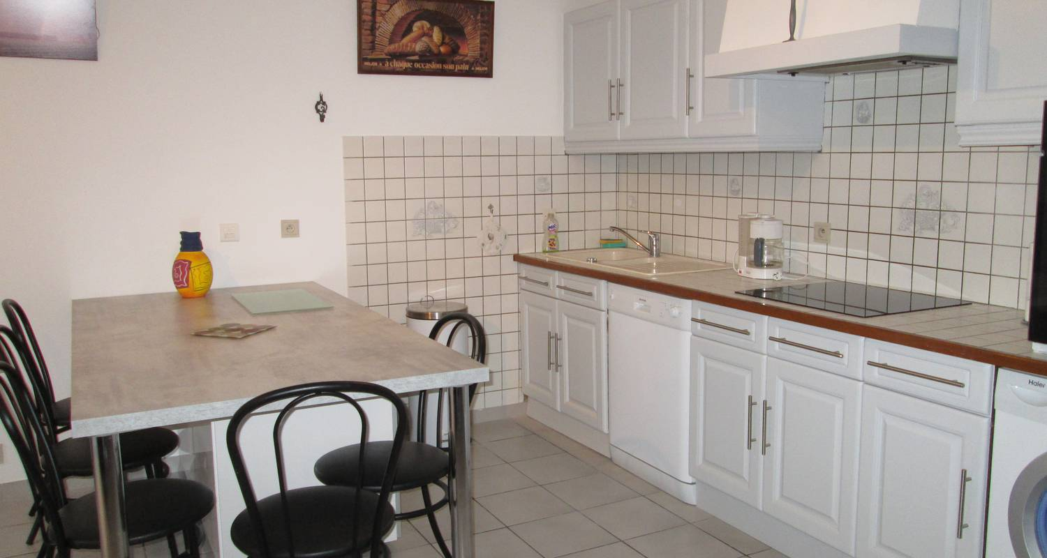 Furnished accommodation: maison-jardin perpignan à14km in corneilla-la-rivière (128506)