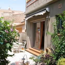Maison jardin perpignan 14km corneill 22846 - Jardin maison contemporaine perpignan ...
