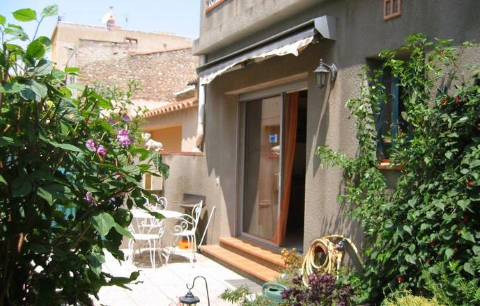 Maison-Jardin Perpignan à14Km