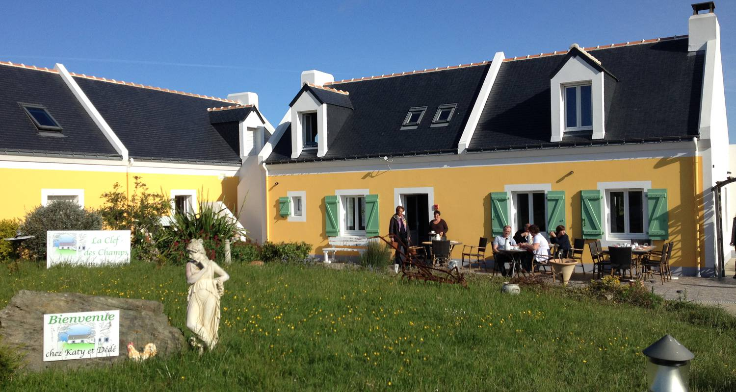 Bed & breakfast: la clef  des champs in bangor (99434)