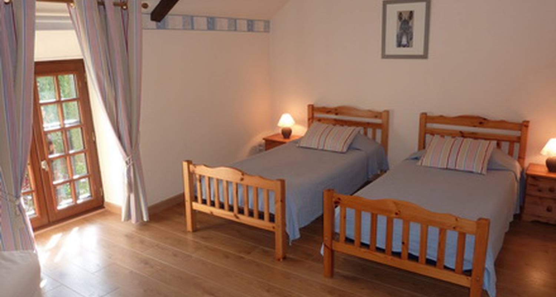 Bed & breakfast: ker lhor  chambres d'hôtes in miniac-morvan (126536)