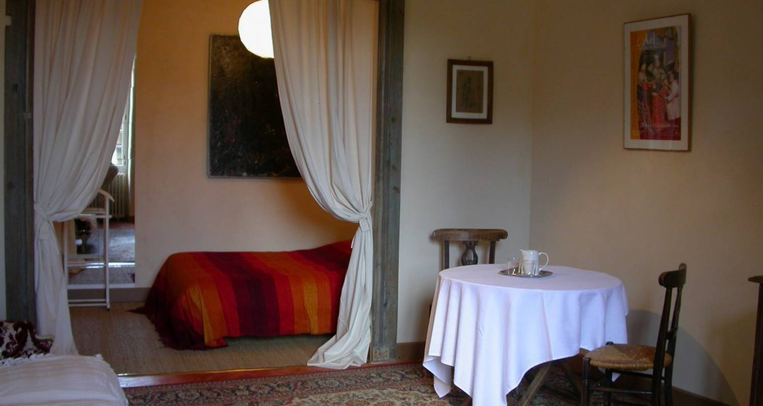 Bed & breakfast:  la porte guillier in semur-en-auxois (99600)