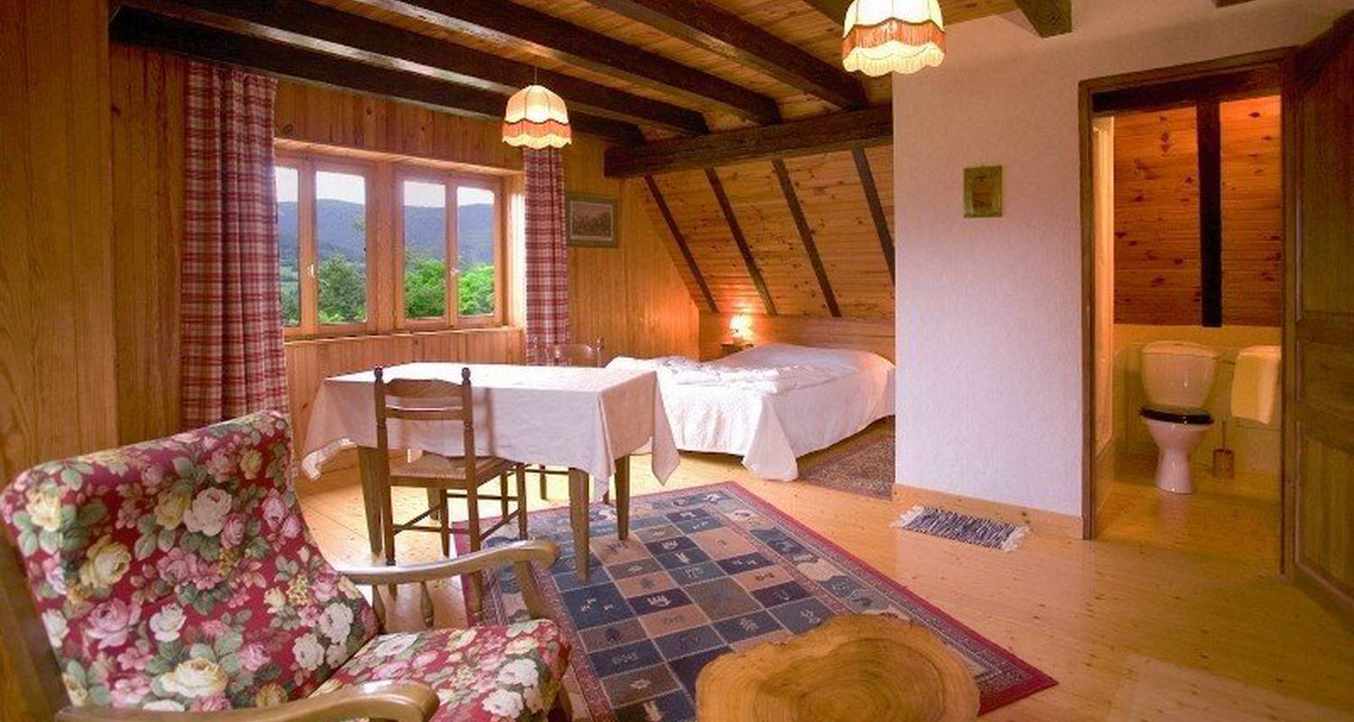 Bed & breakfast: le londenbach in soultzeren (99616)