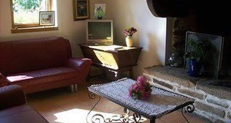 Gîte: gîte de kerspern in riec-sur-belon (99620)
