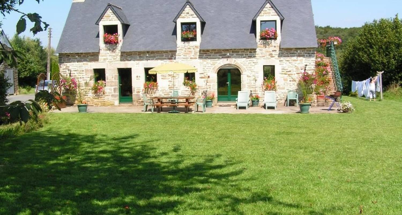 Gîte: gîte de kerspern in riec-sur-belon (99618)