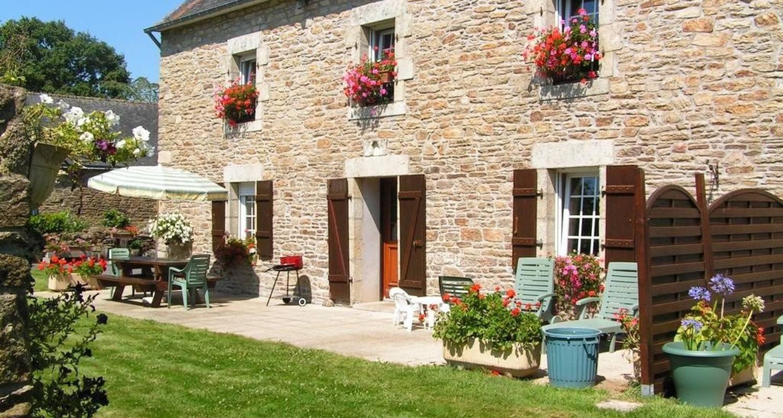Gîte: gîte de kerspern in riec-sur-belon (99622)