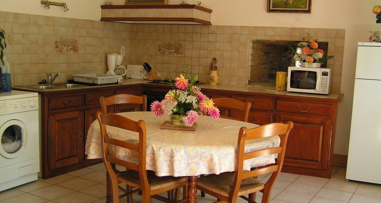 Amueblado: gîte de kerspern en riec-sur-belon (99627)