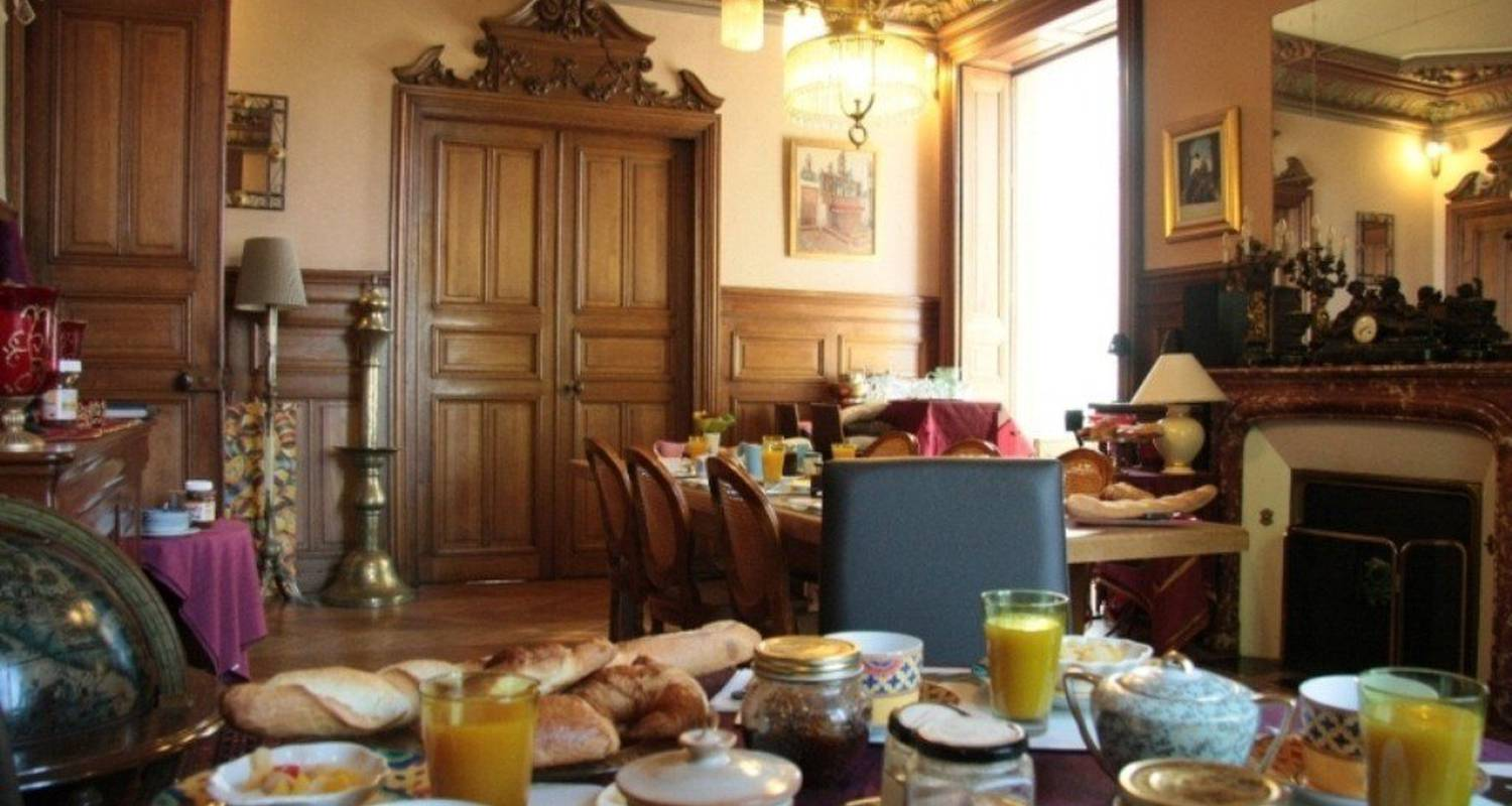 Bed & breakfast: villa primerose in arcis-sur-aube (99639)