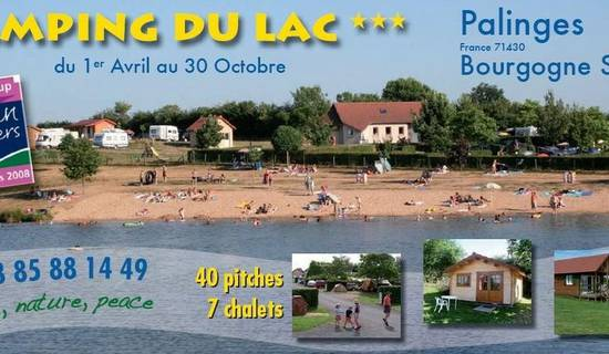 Camping Du Lac Palinges picture
