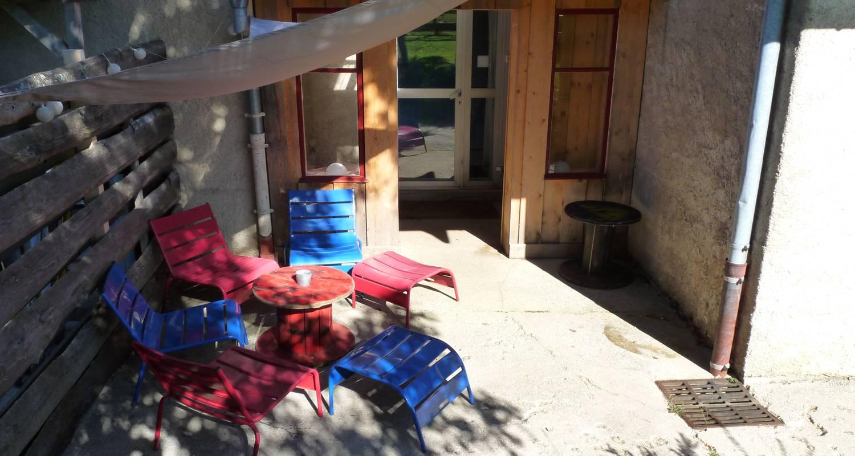 Gîte: la randonnée in les fourgs (126784)