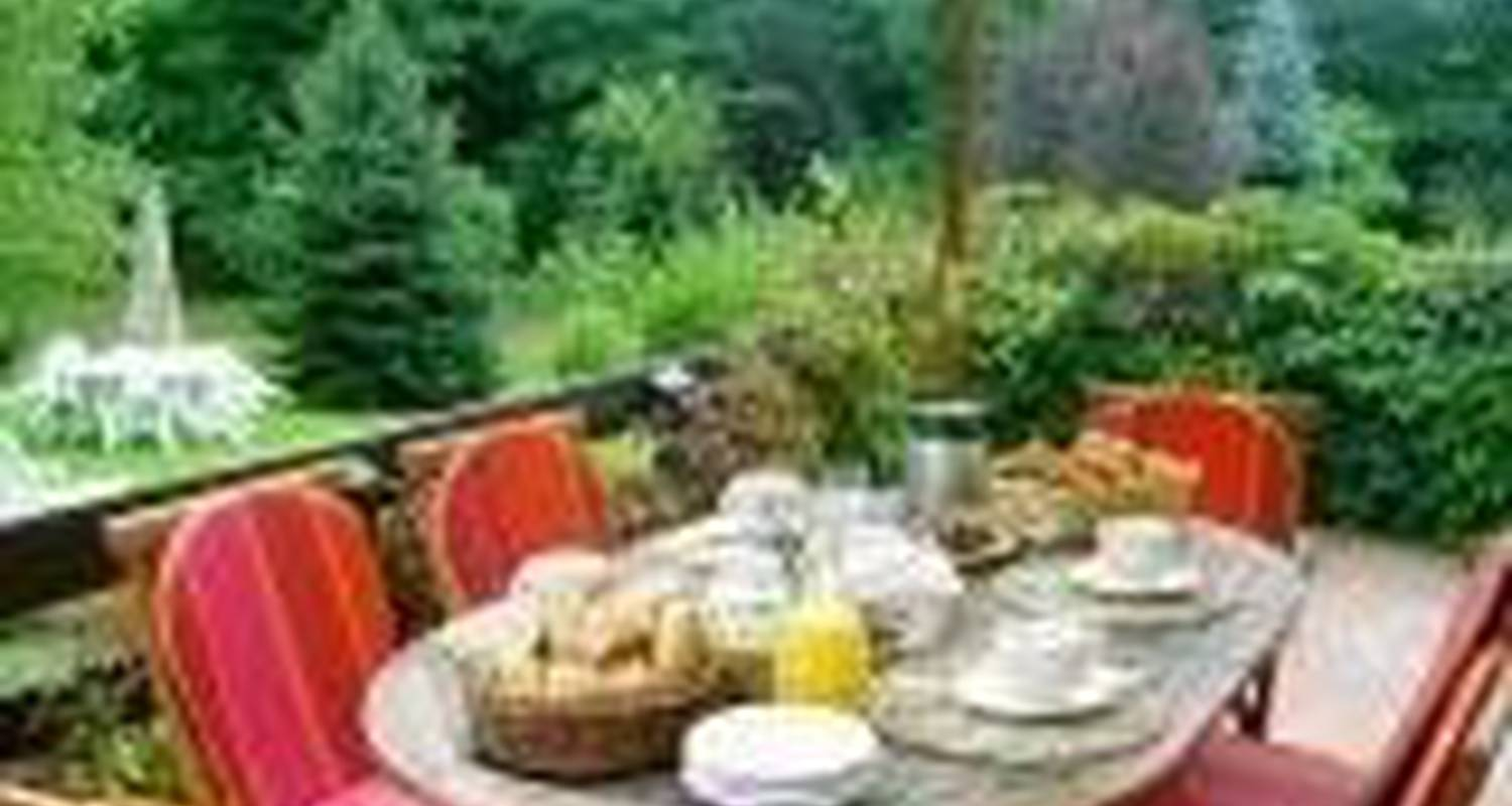 Bed & breakfast: domaine la bonneau in couches (99726)