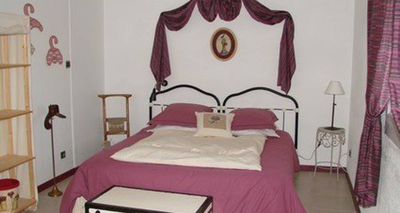Chambre d'hôtes: les rouvieres à saint-paul-trois-châteaux (99797)