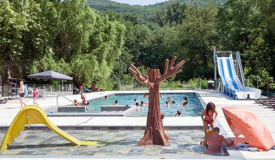 Camping Sites & Paysages Le Moulin picture