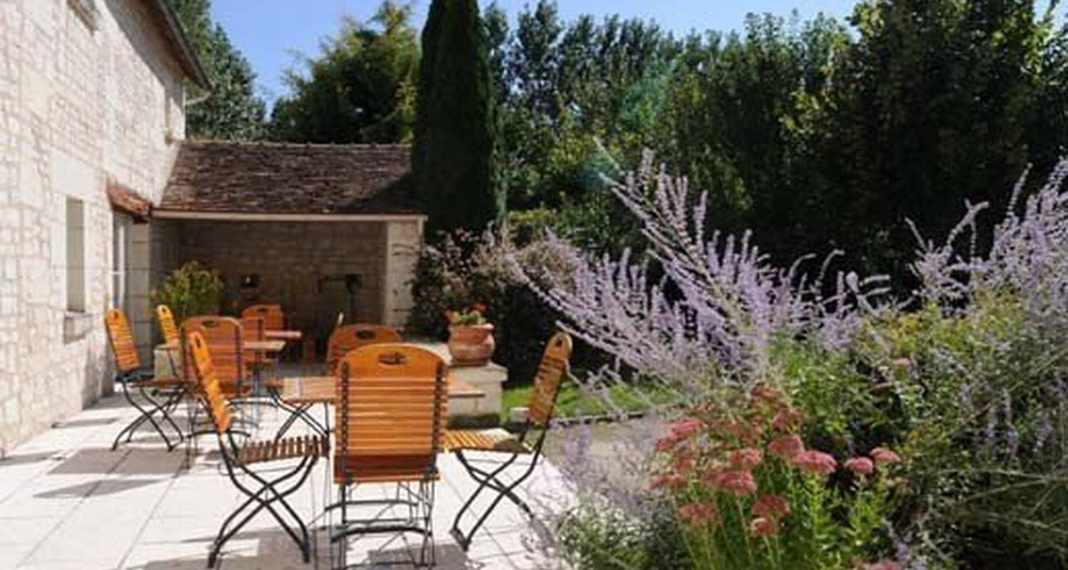 Bed & breakfast: la milaudiere in ligré (99867)