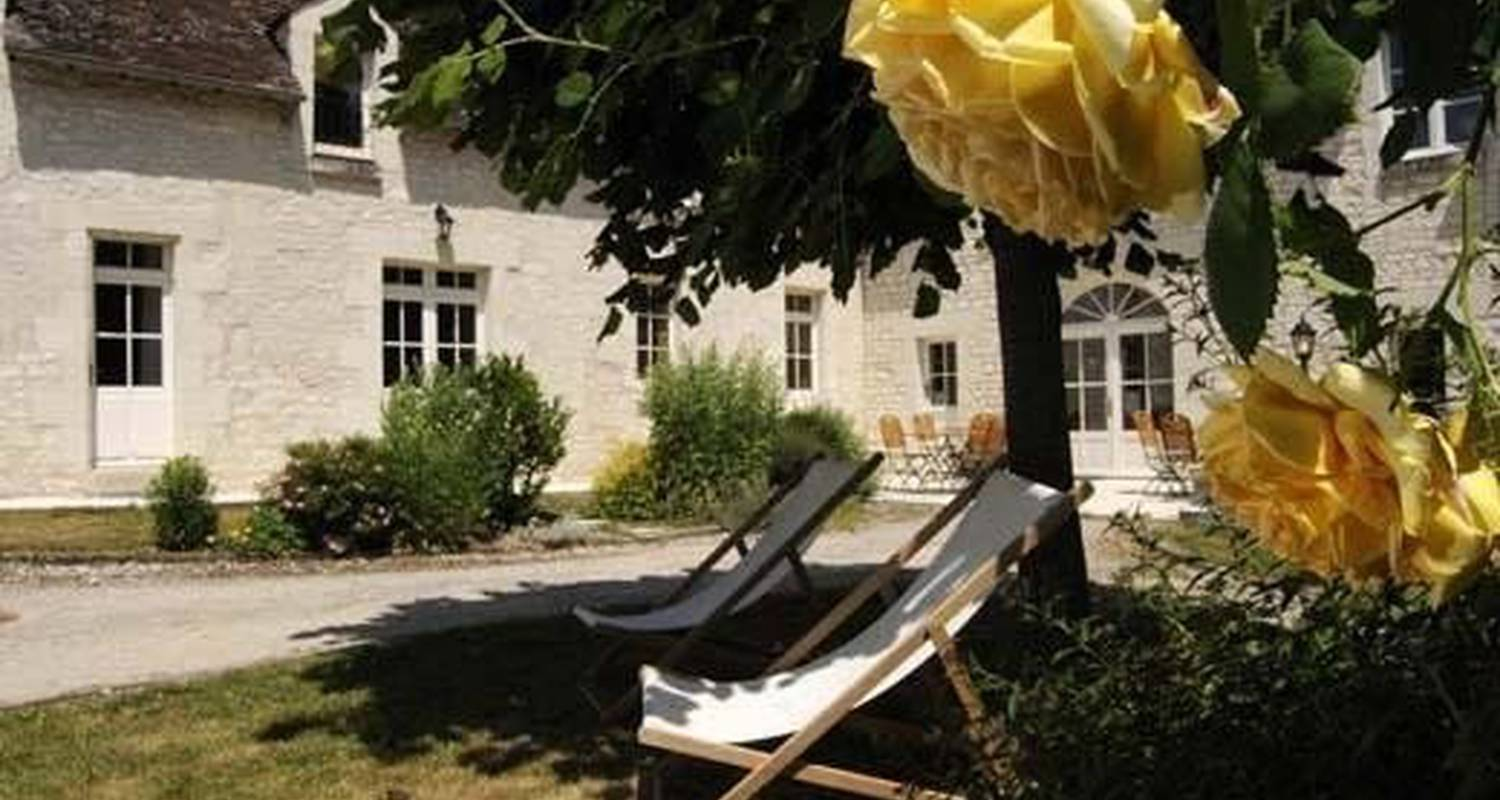 Bed & breakfast: la milaudiere in ligré (99866)