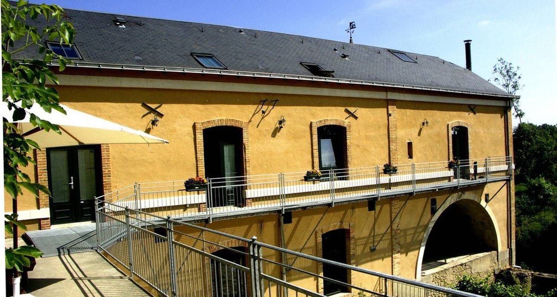 Gîte: le moulin de cherre à aubigné-racan (99891)