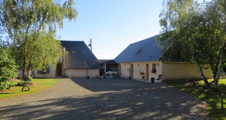 Chambre d'hôtes: les logis du breuil à marchéville (99966)