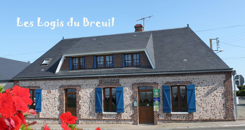 Chambre d'hôtes: les logis du breuil à marchéville (99963)