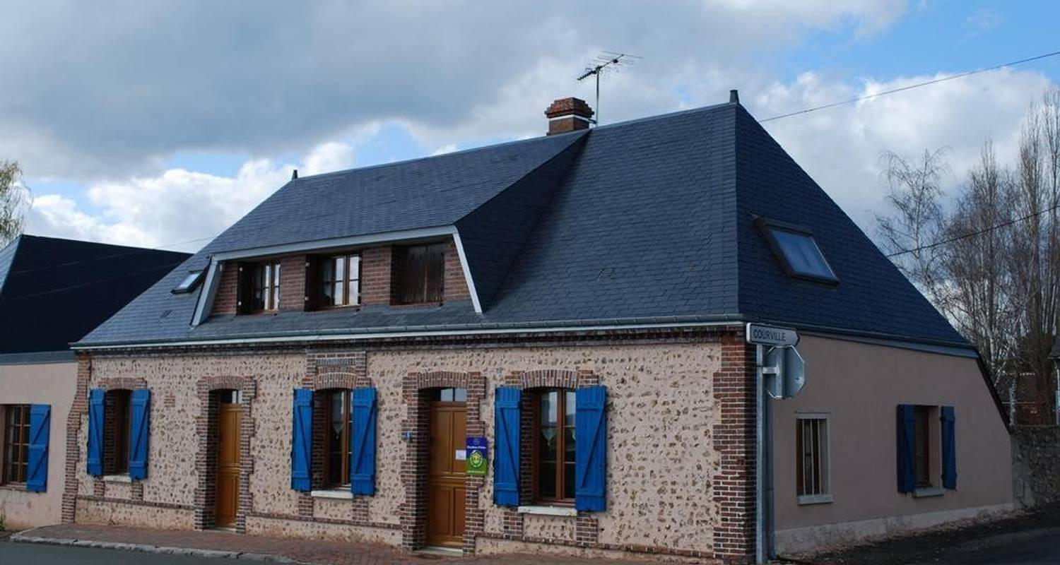 Bed & breakfast: les logis du breuil in marchéville (99963)