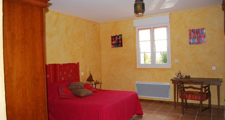 Habitación de huéspedes: les logis du breuil en marchéville (99964)