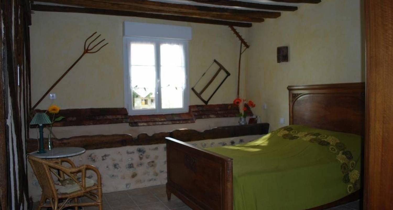 Habitación de huéspedes: les logis du breuil en marchéville (99965)