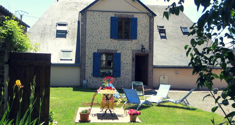 Bed & breakfast: les logis du breuil in marchéville (99965)