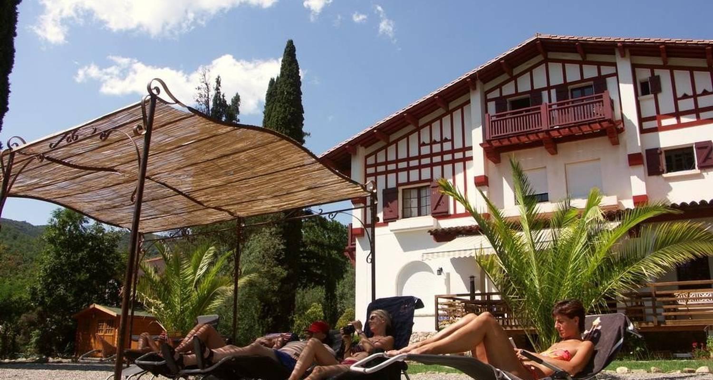 Furnished accommodation: villa du parc in prades (99976)